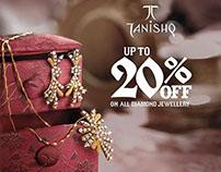 Tanishq Diamond Jewellery
