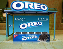 OREO - Ambient Advertising