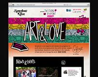 Chris Brown's Symphonic Love Foundation