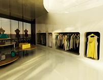 Retail Concept Design