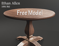 Dining table (Free Model)