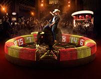 Mechanical Bull - Casino Montreal