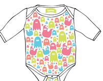Babygrow Illustration/design