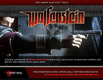 Wolfenstein l Graphic Assets