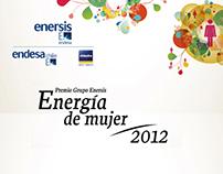 Branding/Energía de Mujer 2012/Chilectra,Enersis,Endesa