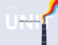 Creative concept for UNIT.City Art Prize