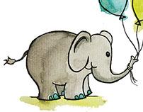 the celebration elephant