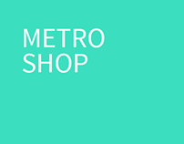 METROSHOP - opencart theme