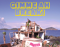 Gimme Ah Break! CD Cover