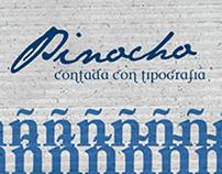 Cuento Tipográfico: Pinocho