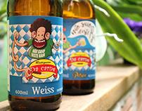 Ilustração Cerveja - Butiquim da Carne