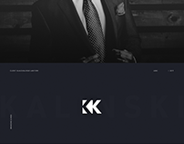 Lawfirm Kalinski – Brand Identity & Webdesign