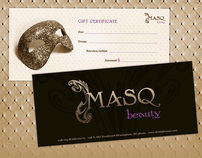 MASQ Beauty The Brow Boutique Gift Certificates