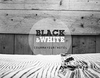 TOTAL WHITE / BLACK & WHITE