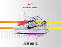 Nike Web Template