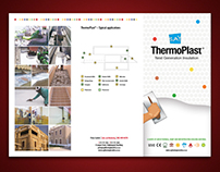 ThermoPlast Corporate Stationery