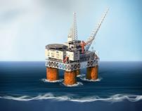 The Deep Sea Hunt / Jakten på Dypet