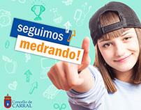 Concello de Carral - Valla publicitaria
