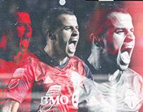 Toronto FC Concacaf Champions League Graphic