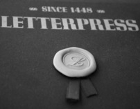 Letterpress Book