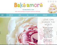 Founder of Bakeamore a philanthropic venture .