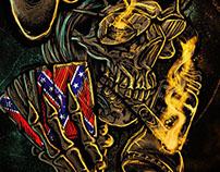 Cojones Cigar Skull