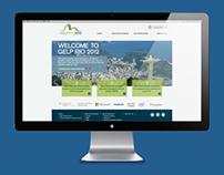Hotsite GELP Rio 2012