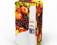 Moothie -  Smoothie Vending Machine