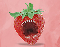 Surreal Fruit and Vegetables