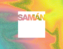 SAMAN | Brand renovation
