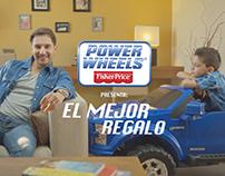 """Fisher Price - Power Wheels """"El Mejor Regalo"""""""