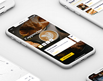 Coffee Finder App Concept