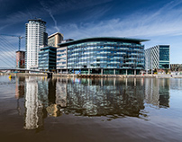 Media City. Manchester