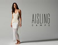 Branding: Fashion Designer, Aisling Camps