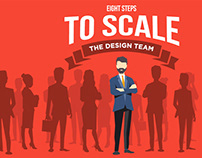 8 steps to scale the design team