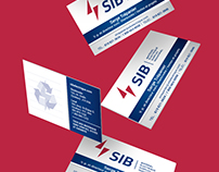 SIB - Branding et site Web