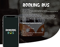 Bus Booking App | Case Study