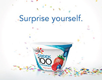 Yoplait Greek 100 Animated Ads