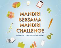 Mandiri Bersama Mandiri Challenge