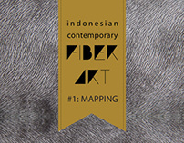Indonesian Contemporary Fiber Art #1: MAPPING