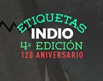 Cerveza Indio | Etiquetas Indio 4a Edición