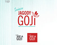 Logo and branding - goji berry