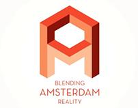 Blending Amsterdam Reality