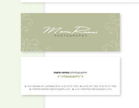 Marie Ramos Photography - Identity and Branding