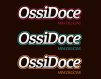 Identidade visual OssiDoce