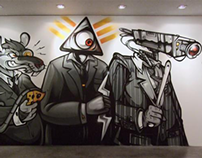 Walls 2008-2011