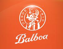 Cerveza Balboa - Website y activaciones