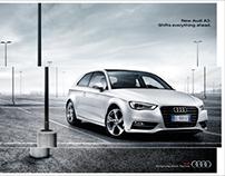 New Audi A3 | Jump