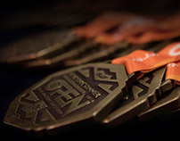BJJ Medals
