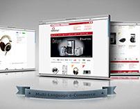 e-Commerce Website for HomeSmart